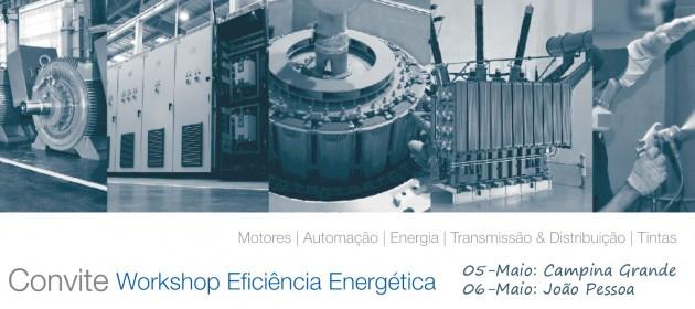 Workshop Eficiência Energética