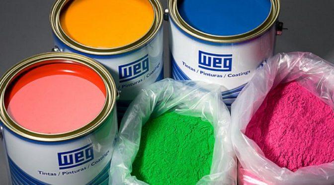 Tintas Industriais WEG