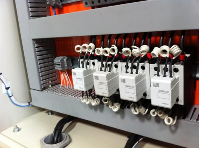 Manobra de capacitores