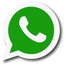 Novos contatos via Whatsapp